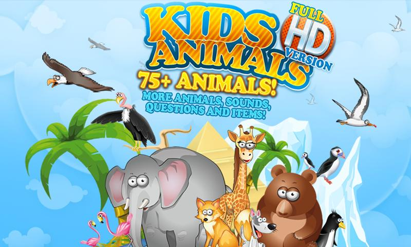 Kids Animals Lite - screenshot