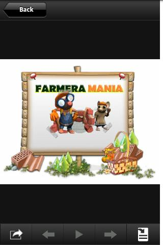 Farmeramania News- screenshot