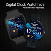Digital Clock Watchface