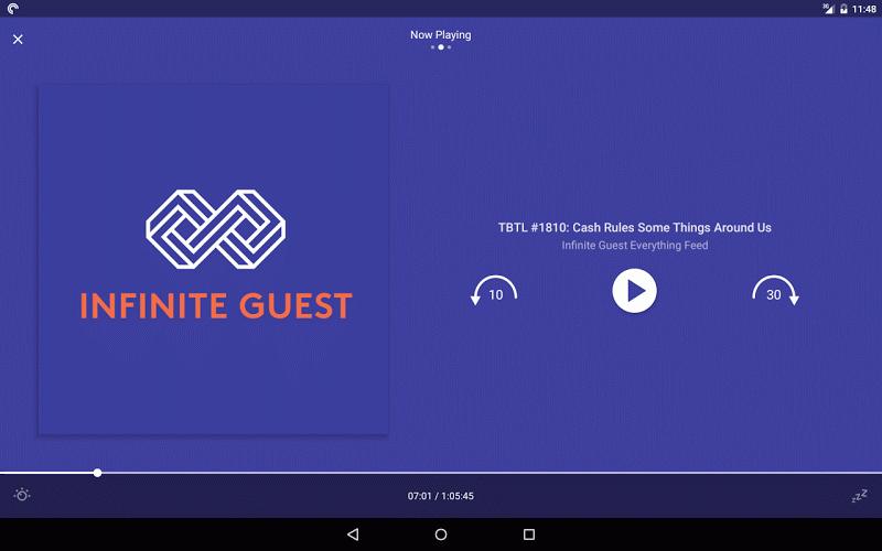 Pocket Casts Screenshot 10