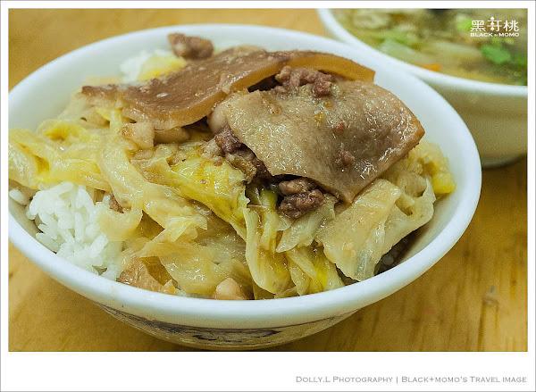 阿美香菇高麗菜飯