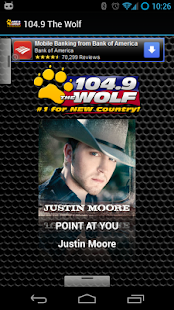 104.9 The Wolf - screenshot thumbnail