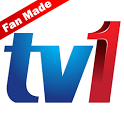 RTM TV1 Live - Malaysia TV icon