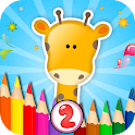 Kids Coloring Book - Season 2 icon