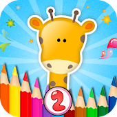 Kids Coloring Book - Season 2