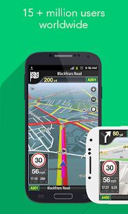 [Navfree: Free GPS Navigation] Screenshot 3