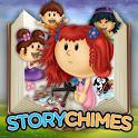 StoryChimes Runaway Scissors logo