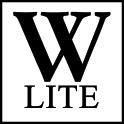 Wikipedia Lite icon