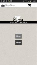 Mesa Pizza screenshot thumbnail
