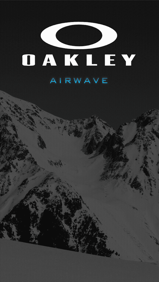 Oakley Airwave Snow- screenshot