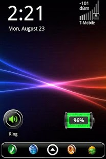 Signal Strength Widget- screenshot thumbnail