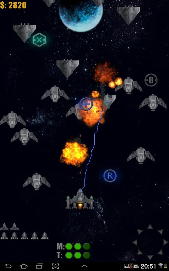 Iron Space Raid Light Android Apps On Google Play