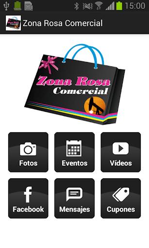 Zona Rosa Comercial