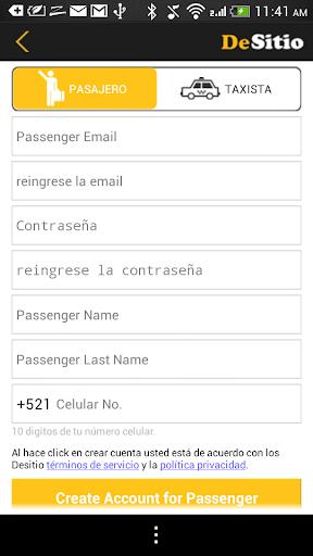 【免費交通運輸App】Desitio-APP點子