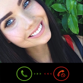 Beautiful Girls Calling Prank APK for iPhone