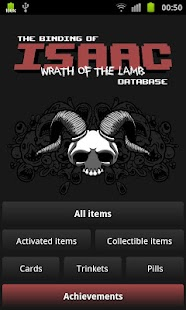 The Binding of Isaac DATABASE - screenshot thumbnail