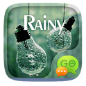 GO SMS PRO RAINY THEME icon