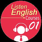 Listen English Courses 01