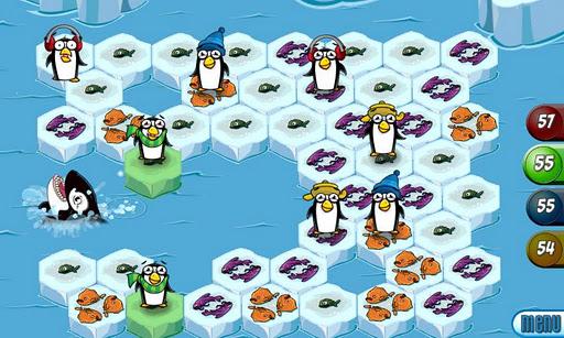Hey, That's My Fish - увлекательная тактическая игра