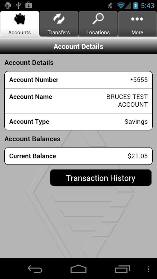 Pinnacle Bank Sioux City - screenshot