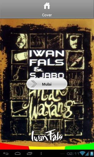 IWAN FALS - Anak Wayang 1994