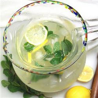 Peppermint Lemonade.