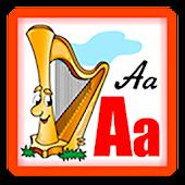 Говорящая азбука - алфавит