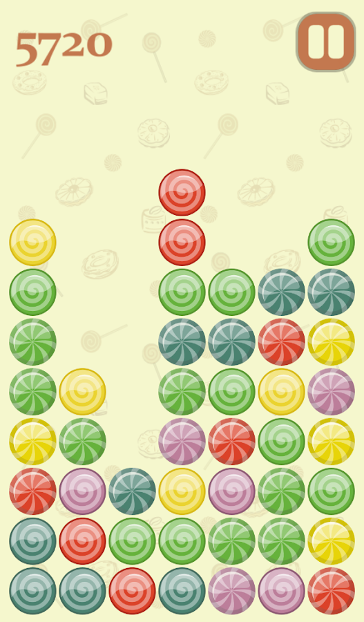 Candy- screenshot