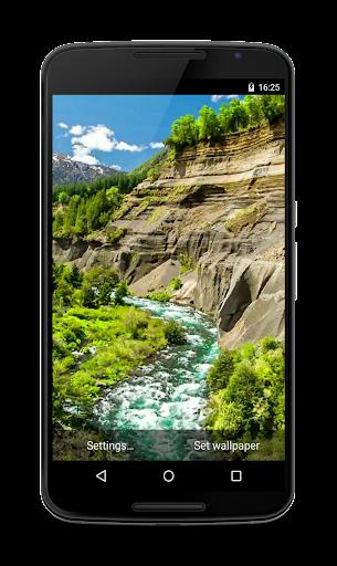 River Video Live Wallpaper