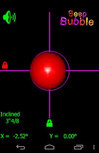 Spirit Level Beep Bubble - náhled
