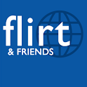 Flirt Asian Friends logo
