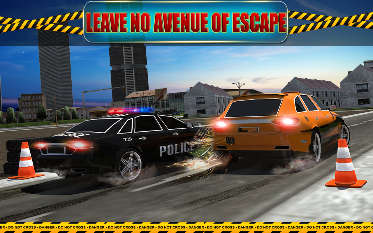 Cop Duty Simulator 3D- screenshot