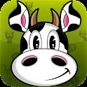 Moo box: Animal sounds ! logo