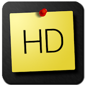 Notes Widget HD PRO - Stickies