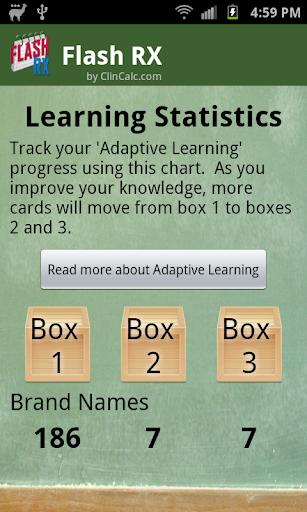 【免費醫療App】FlashRX by ClinCalc-APP點子