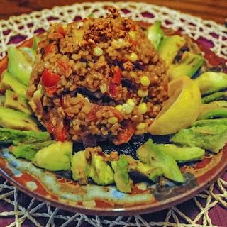 Vegan Filipino Garlic Rice