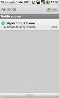 Screenshot of SuperSmartPhone (Auto silence)