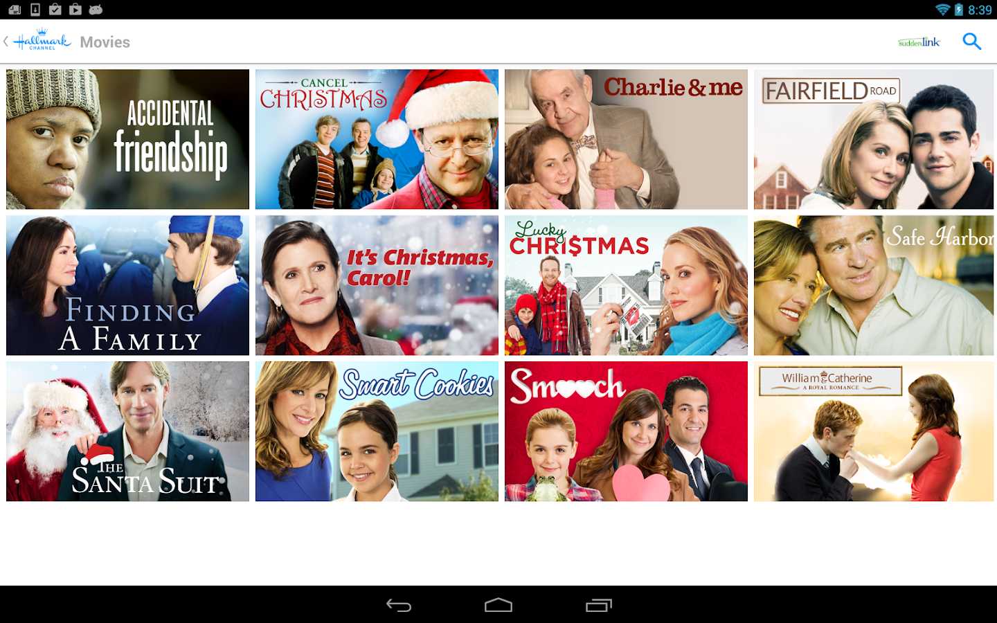 Hallmark channel everywhere android apps on google play