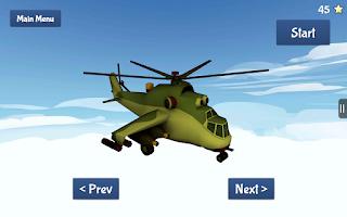Screenshot of Airplane Explorer