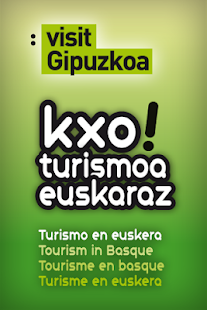Kxo! Tourism in Basque- screenshot thumbnail
