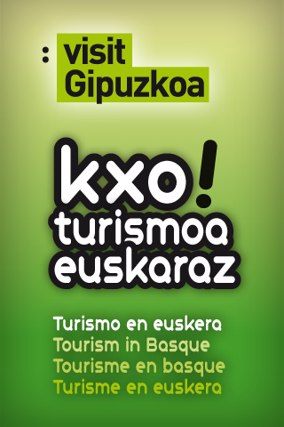 Kxo! Tourism in Basque- screenshot