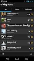 Screenshot of Dayviews