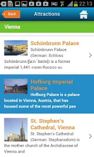 Vienna Guide Hotels Weather- screenshot thumbnail