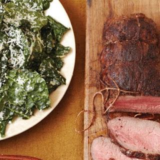 Bi-Rite Market's Lemony Kale Caesar Salad