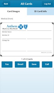 Anthem Blue Cross Blue Shield - screenshot thumbnail