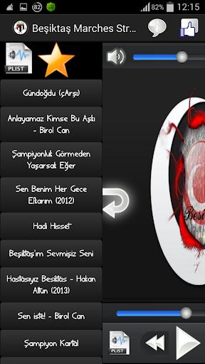 Beşiktaş Marşları Stream