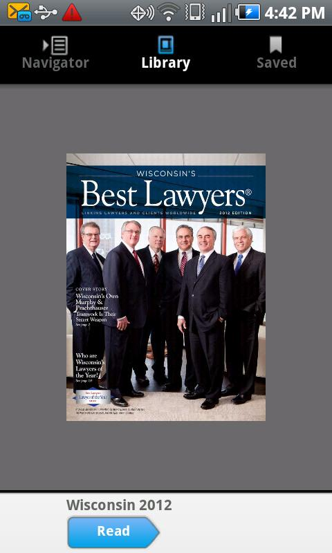 Best Lawyers - screenshot