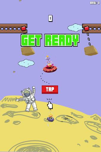 【免費街機App】Swing UFO-APP點子