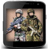 Army Suit Photo Maker
