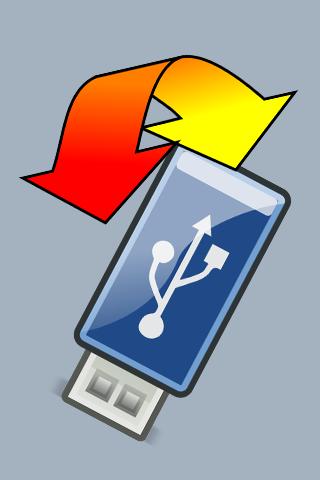 恢復數據從USB驅動器